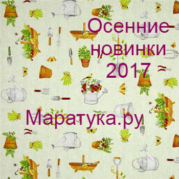 Осенние новинки 2017