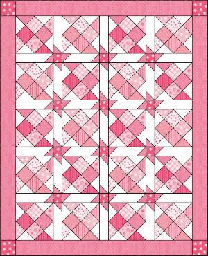 Пэчворк покрывала из квадратов
