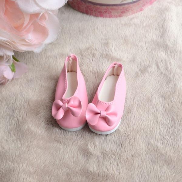 Туфли для кукол Т229-К розовые