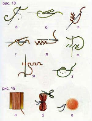 956d5f916722 Виды швов для ручной вышивки при пошиве игрушек